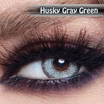 Bella Glow Husky Gray Green Alwaleed Optics - Bella Glow Husky Gray Green