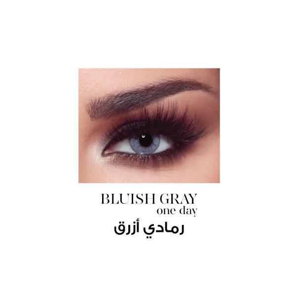Bella One Day Bluish Gry Al Waleed Optics 2 600x600 - Bella One Day Lenses
