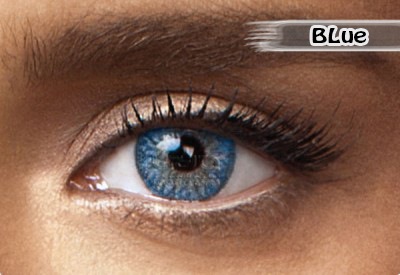 Color Vision Blue Al Waleed Optics - Color Vision Blue