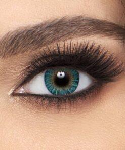 Freshlook ColorBlend Turquoise Alwaleed Optics 247x296 - FreshLook Colorblends Turquoise