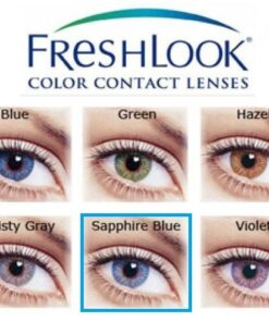 Freshlook Color Alwaleed Optics 247x296 - FreshLook Colors Blue