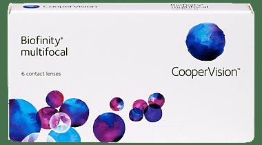 Biofinity Multifocal 3pack