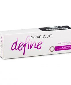 define vivid 1 247x296 - Acuvue Define Brown