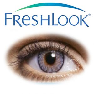 freshlook dailies blue 300x300 - FreshLook Colorblends Blue
