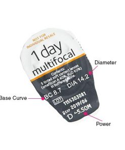 proclear 1 day multifocal blister786 131 247x296 - Clariti 1 Day Multifocal