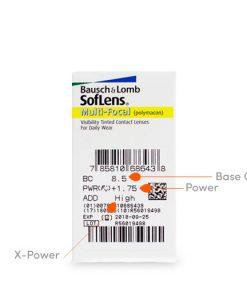 soflens multi focal 4 247x296 - SofLens Multi-Focal