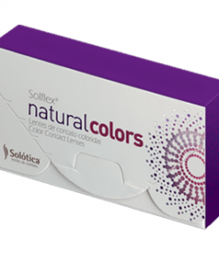 Solotica Soflex Natural Colors Monthly