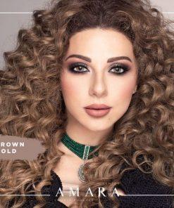 Amara Brown Gold Al Waleed Optics 247x296 - Amara Brown Gold