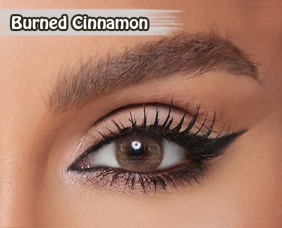 Amara Burned Cinnamon Al Waleed Optics 1 - Amara Contact Lenses