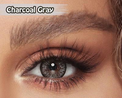 Amara Charcoal Gray Al Waleed Optics - Amara Contact Lenses