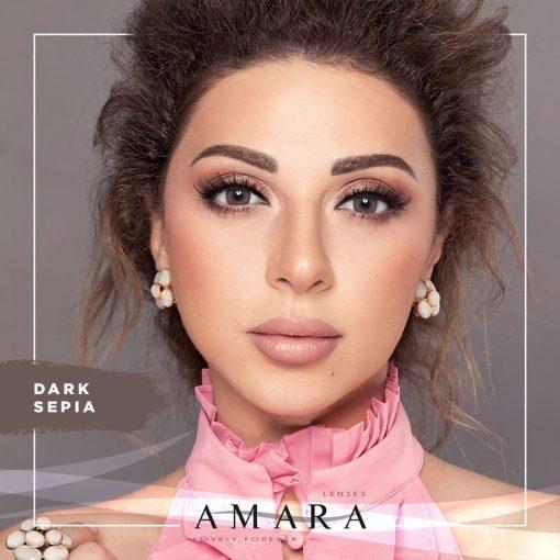 Amara Dark Sepia Al Waleed Optics 510x510 - Amara Dark Sepia