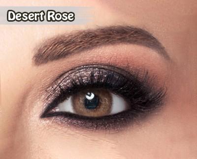 Amara Desert Rose Al Waleed Optics 2 - Amara Contact Lenses