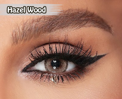 Amara Hazel Wood Al Waleed Optics 2 - Amara Contact Lenses