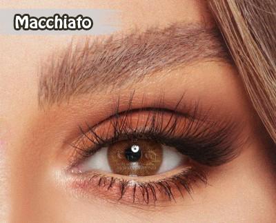 Amara Macchiato Al Waleed Optics - Amara Contact Lenses