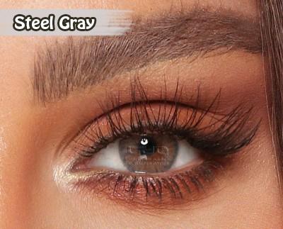 Amara Steel Gray Al Waleed Optics - Amara Steel Gray