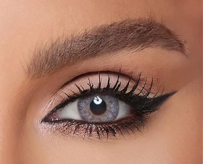 Amara Warm Gray Al Waleed Optics - Amara Contact Lenses