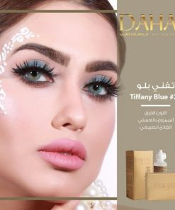 Dahab One Day Tiffany Blue Lenses
