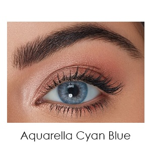 aquarella cycan blue - Air Optics Colors Brilliant Blue