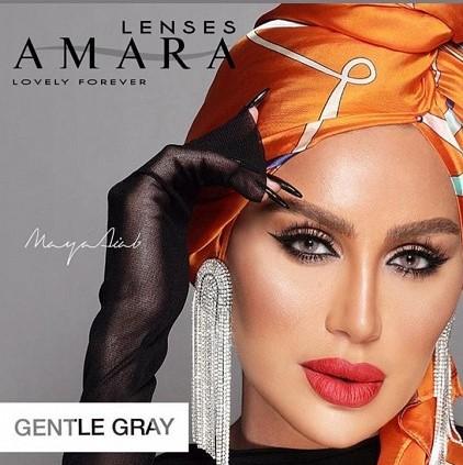 Amara Gentel Gray Al Waleed Optics - Amara Gentle Gray